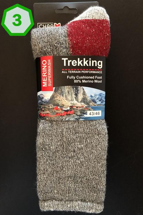 3-Ragsokker-merino-trekking-bordeaux