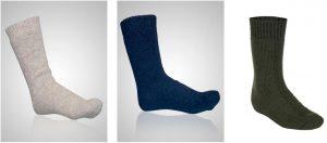 Uld sokker uldsokker grå blå grønne