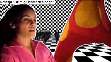 Natasja Gi'mig Danmark Tilbage